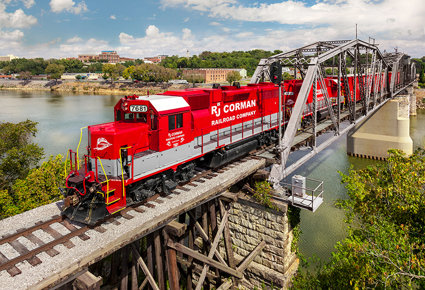 Our Short Lines | R  J  Corman Railroad Group