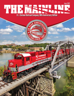 We're celebrating 30 years of railroad operation!
