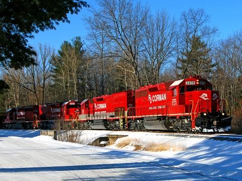 History | R  J  Corman Railroad Group