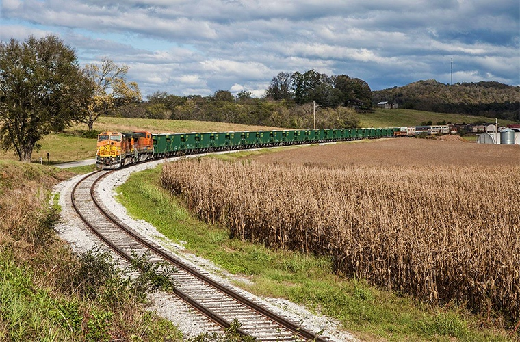 R  J  Corman Railroad Company, LLC Announces Acquisition of