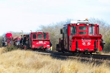 Railroad Services Construction | R  J  Corman Railroad Group
