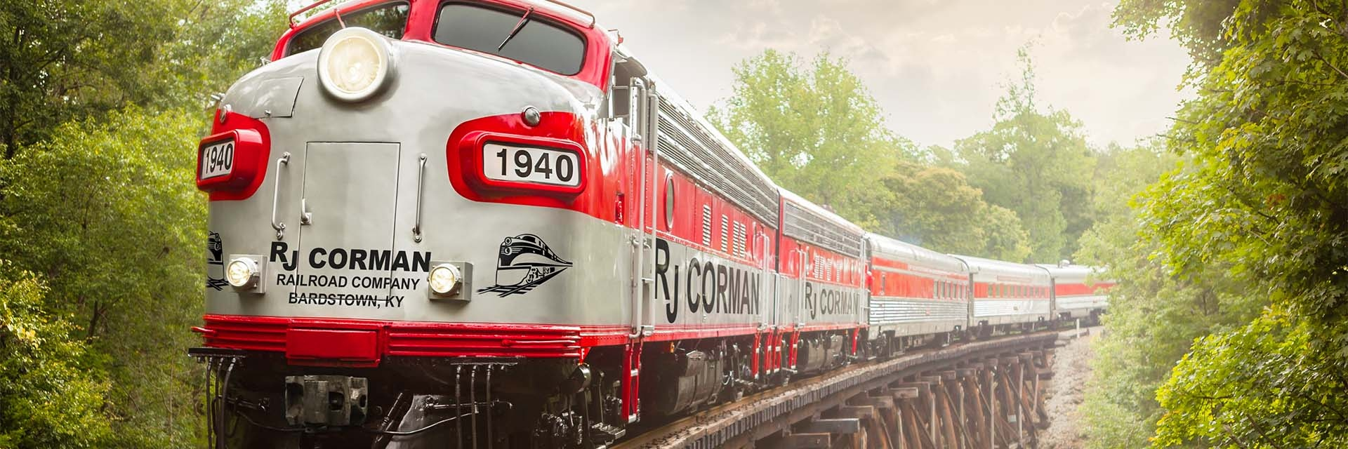 My Old Kentucky Dinner Train | R  J  Corman Railroad Group